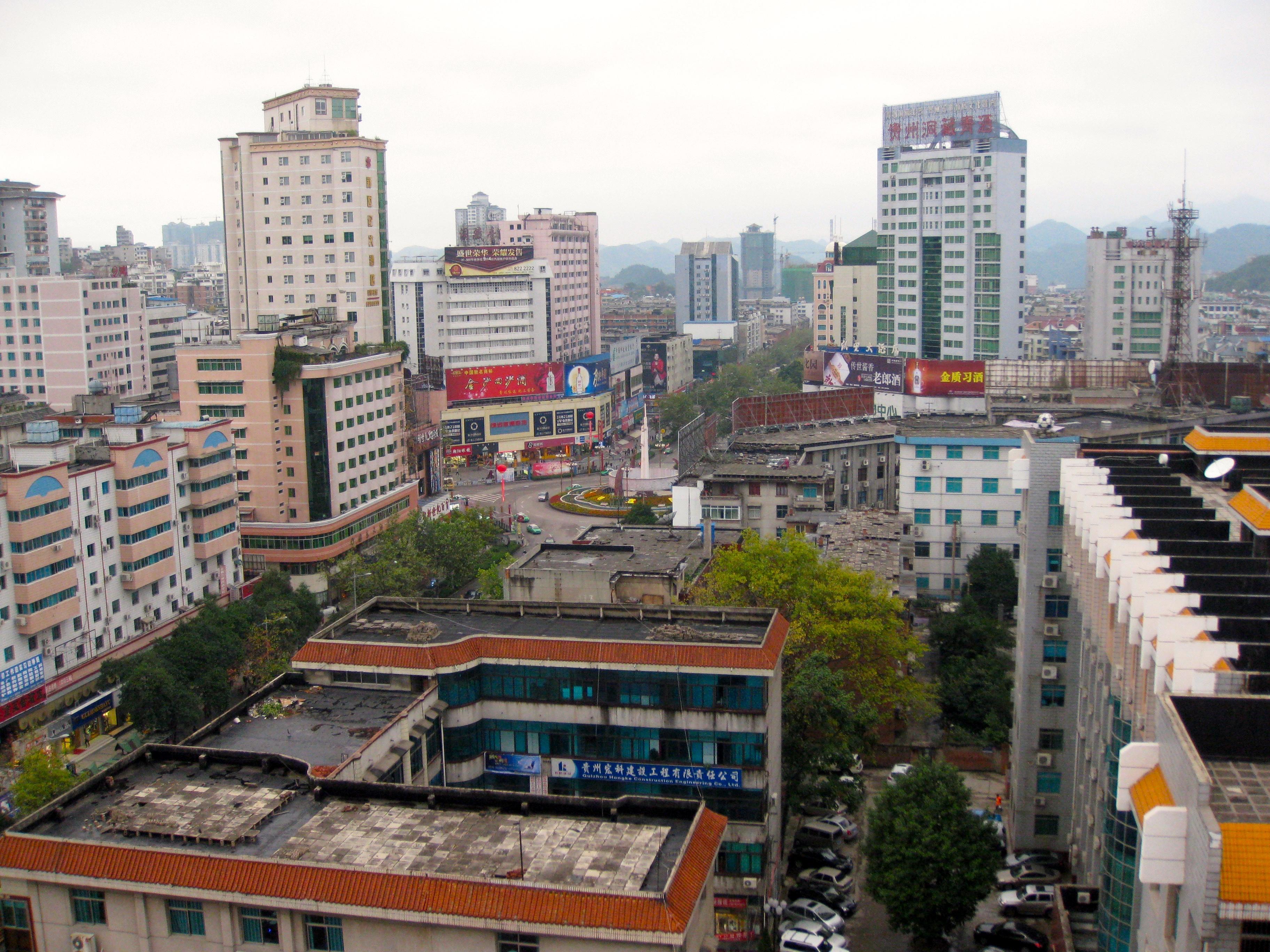 Small cityscape