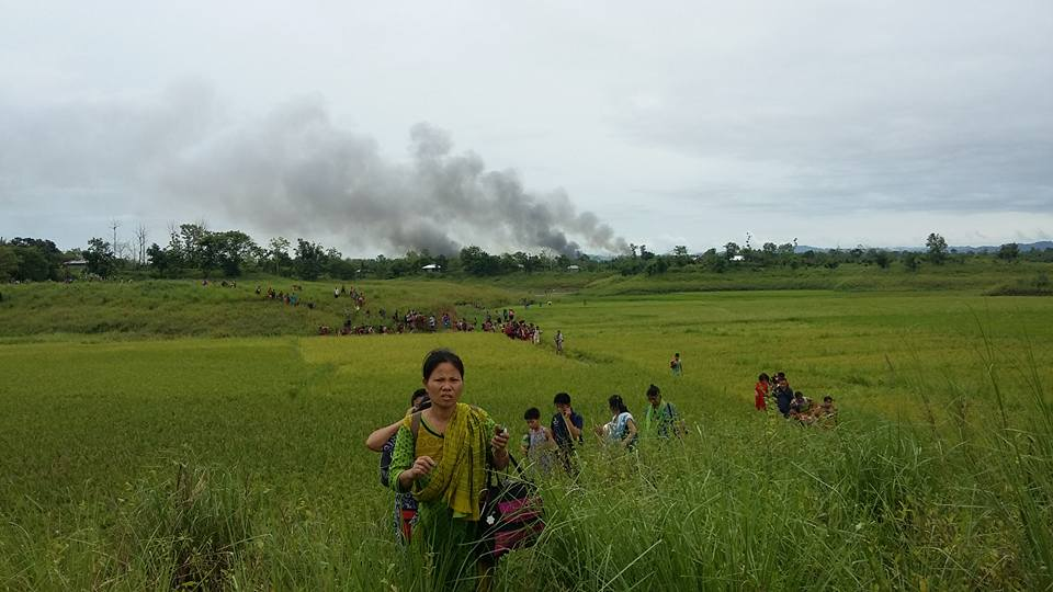 2. Longadua attack in June 2017 (Suchitra Chakma)
