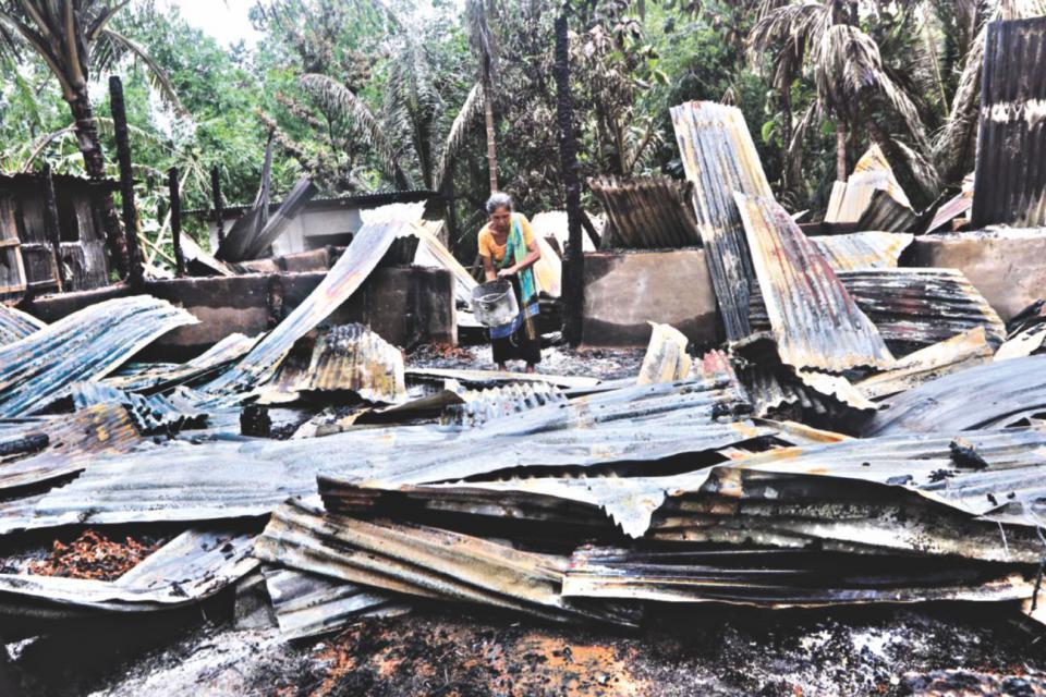 3. Longadu attack (Prabir Das & Anvil ChakmaThe Daily Star)
