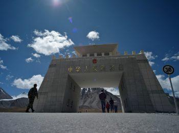 Pakistan-China Border